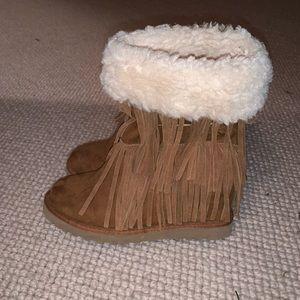 Bear Paw Girls Boot 6.5
